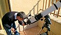 Observing the Sun (32935275626).jpg
