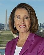 Foto ufficiale della relatrice Nancy Pelosi nel 2019.jpg