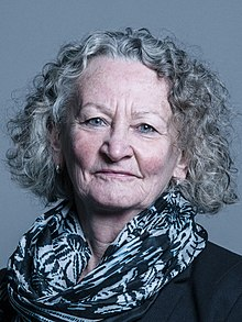 Official portrait of Baroness Jones of Moulsecoomb crop 2.jpg