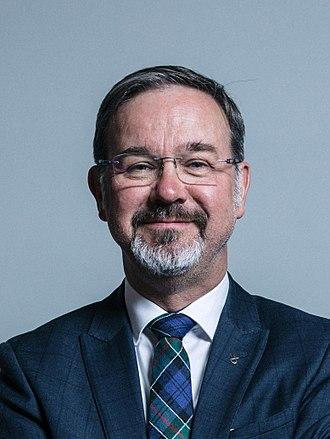 Ronnie Cowan (politician) - Image: Official portrait of Ronnie Cowan crop 2