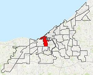 Ohio City, Cleveland - Image: Ohio City Near West Side Cleveland