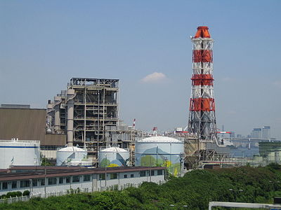 Picture of 大井火力発電所