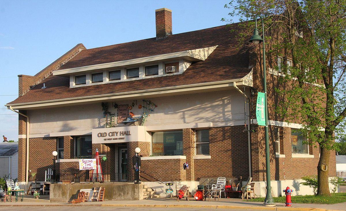 kasson municipal building wikipedia