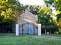 Old Bonhomme Stone Church, Conway Road at White Road, Chesterfield, MO.JPG