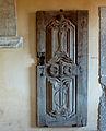 Old door as ornamentation (14474645919).jpg