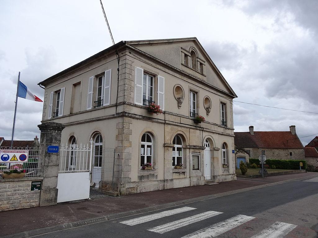 Olendon (14) mairie.JPG