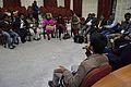 Open Discussion - Collaboration among Bengali Language Wikipedians of Bangladesh and West Bengal - Bengali Wikipedia 10th Anniversary Celebration - Jadavpur University - Kolkata 2015-01-09 2969.JPG