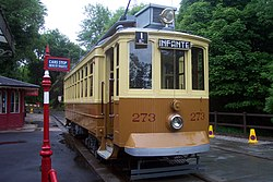 Oporto 273 at the National Tramway Museum (DCP 6327).jpg
