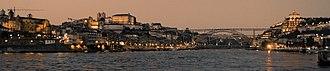 Vila Nova de Gaia - Douro River