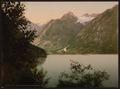 Opstryn Lake from Hjelle, Stryn, Norway-LCCN2001700743.tif