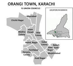 Orangi Town - Wikipedia