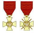 Orde van de Witte Valk IIe Klasse1853 1901 Saksen-Weimar-Eisenach.jpg