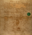 Ordinance of Secession, 1861 WDL3939.png