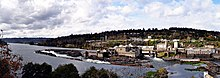 Oregon City Willamette Falls Paper Mill