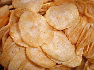 Original flavor Popchips