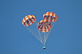 Orion CPAS Subscale Parachute Drop Test.jpg