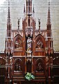 Orléans Cathédrale Sainte-Croix Innen Nord-Querschiff Altar 2.jpg