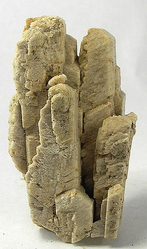 Organ Mountains (New Mexico) - Orthoclase specimen from the Organ Mountains