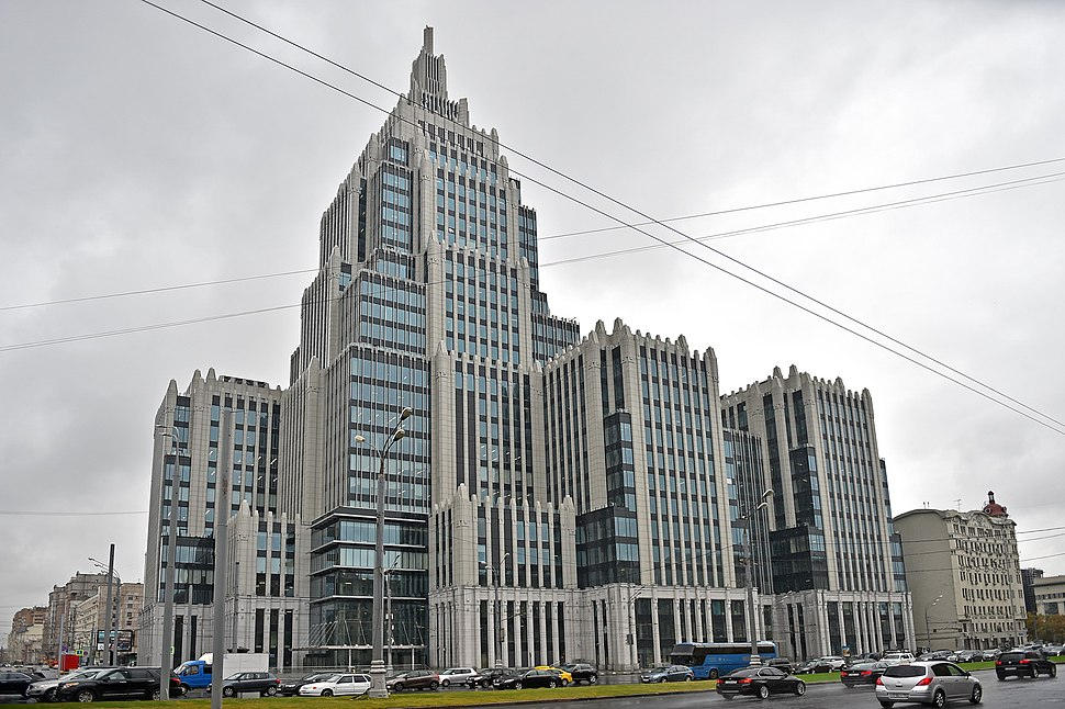 Oruzheiny Complex Tower1