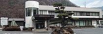 Oshika village hall.JPG