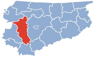Ostróda County County in Warmian-Masurian, Poland