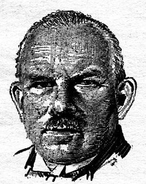 Otfrid von Hanstein - Otfrid von Hanstein, as pictured in Wonder Stories Quarterly, 1930