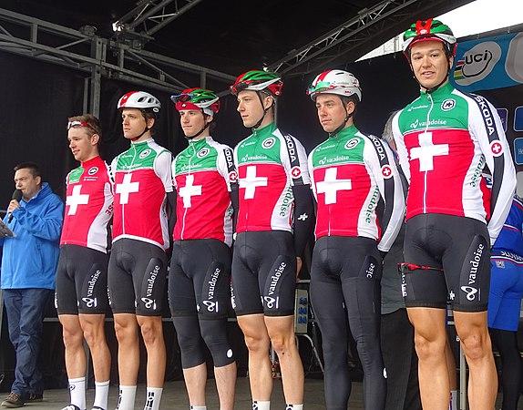 Oudenaarde - Ronde van Vlaanderen Beloften, 11 april 2015 (B110).JPG