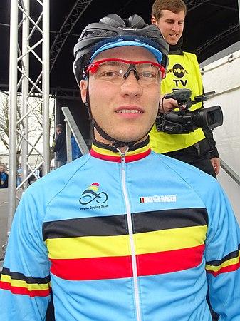 Oudenaarde - Ronde van Vlaanderen Beloften, 11 april 2015 (B188).JPG