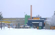 Oulu Univ Faculty Technology 2006 02 12.JPG