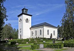Överluleå kirke i Boden.
