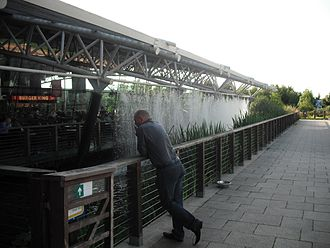 Oxford services - The Oxford Service Fountains.