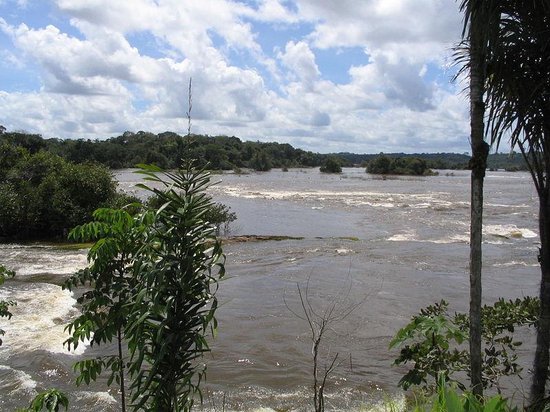Roteiro no Amapá