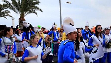 File:Pájara - Morro Jable - Avenida Saladar - Carnival (1) 07.ogv