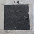 Père-Lachaise - Division 87 - Columbarium 2468.jpg