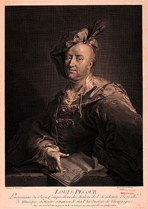 Pécour, Guillaume-Louis (1653-1729)