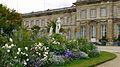 P1010234 Picardie, Compiègne, le château (1751-1789) et le parc floral du côté de la forêt (8381352430).jpg