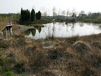 Vereniging Natuurmonumenten - Image: P1020027copy Bezoekerscentrum Dwingelderveld