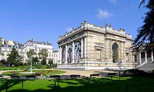 Palais Galliera - Image: P1030819 Paris XVI square Brignole Galliera musée Galliera rwk