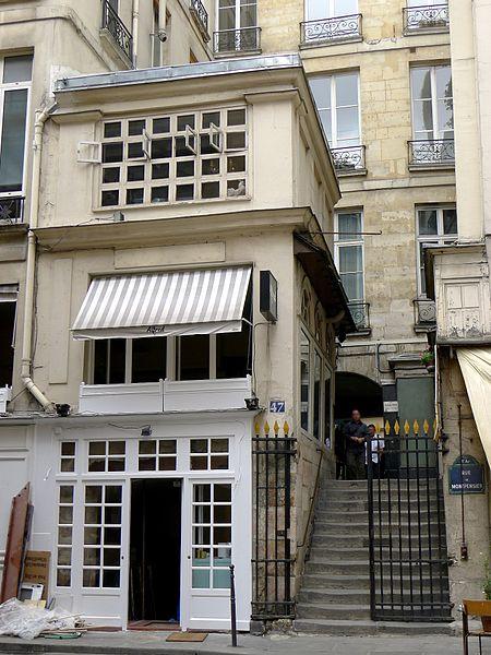 Fichier:P1050218 Paris Ier passage de Beaujolais rwk.JPG