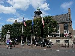 Baarle-Nassau town hall