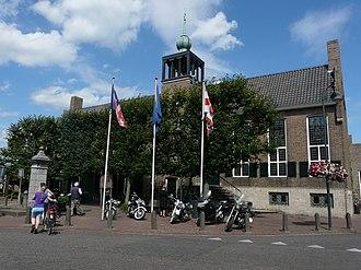 Baarle-Nassau - Baarle-Nassau town hall