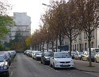 Rue de meaux wikip dia for Garage rue de meaux vaujours
