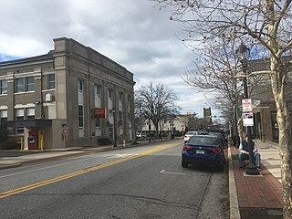 Lansdale, Pennsylvania Borough in Pennsylvania, United States