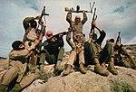 קבוצת חמושים מהחזית העממית לשחרור פלסטין
