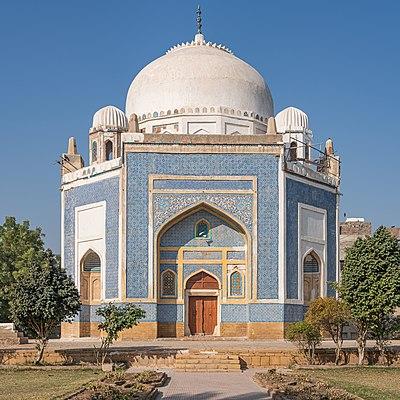 Tomb of Mian Ghulam Kalhoro
