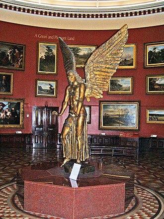 1944 in art - Epstein – Lucifer