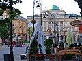 Pałac Staszica. Siedziba PAN - panoramio.jpg