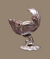 Padua Silver vessel in the form of a shell.jpg