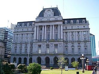 Buenos Aires Central Post Office - Image: Palacio de Correos Ciudad de Buenos Aires