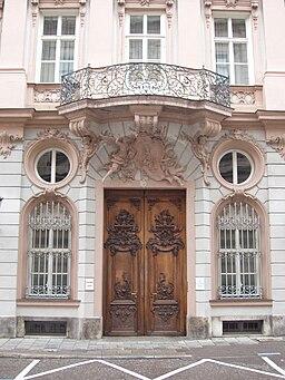Palais Holnstein Portal